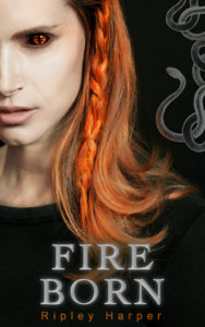 Fire Born by Ripley Harper